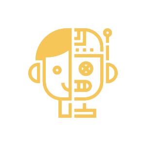 다양한 예제로 재미있게 배우는 인공지능 로고