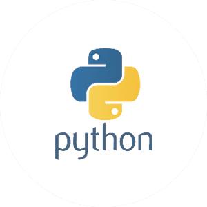Python 시작하기 로고
